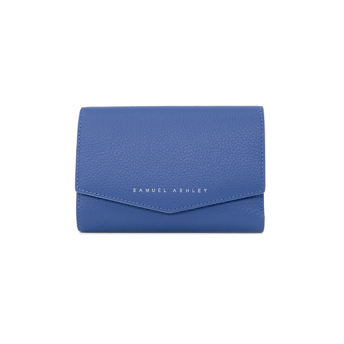 Reagan Trifold Wallet - Jeans