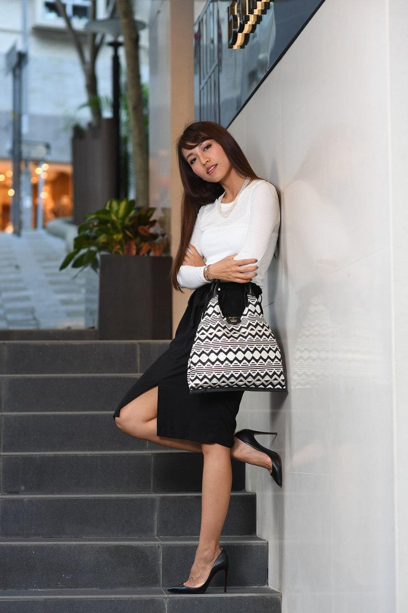Alicia- Genuine Leather, Shoulder/ Tote Bags