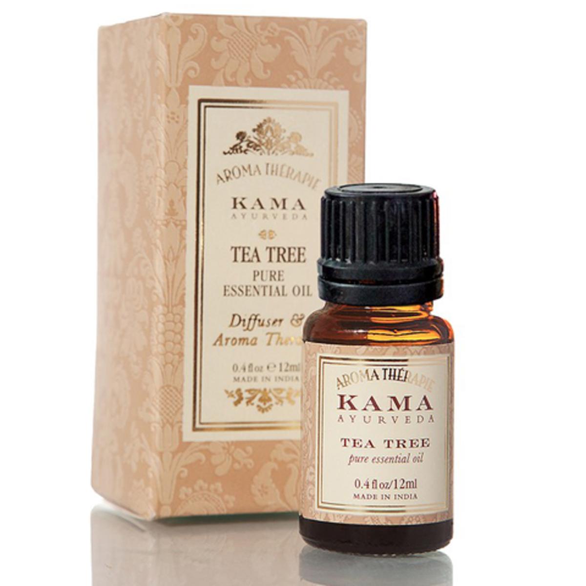 k.Tea tree pure essential oil
