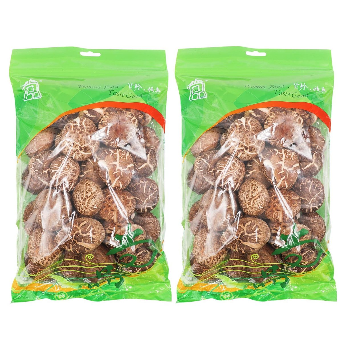 Dried Shiitake Mushroom(China)(350g) x2pc