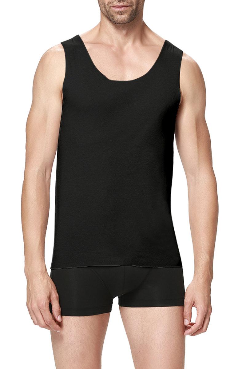 Modal Seamless Round-Neck T-Shirt