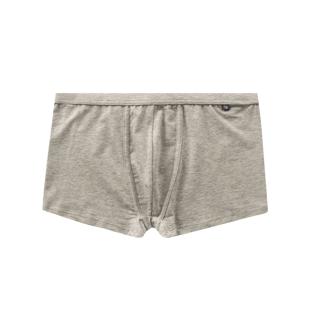 Boy's Cotton Modal Mid-Rise Trunks(2pcs pack)