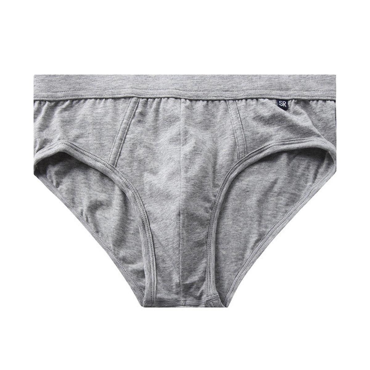 男童莫代爾中腰三角褲(2件裝)