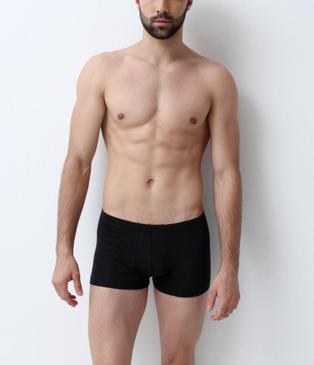 European Imported Men's Modal Mid Rise Trunks