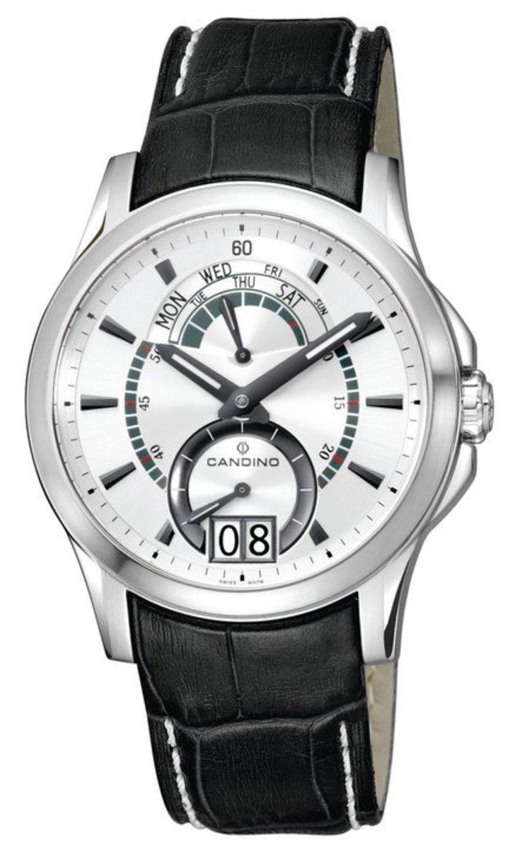 Candino Male Quartz Watch C4387_2