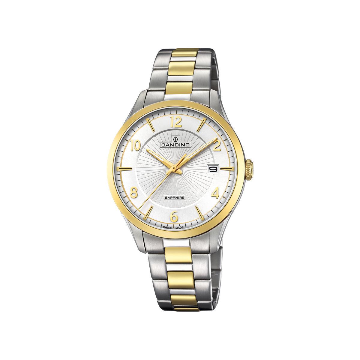 Candino Pair Quartz Watch C4631_1