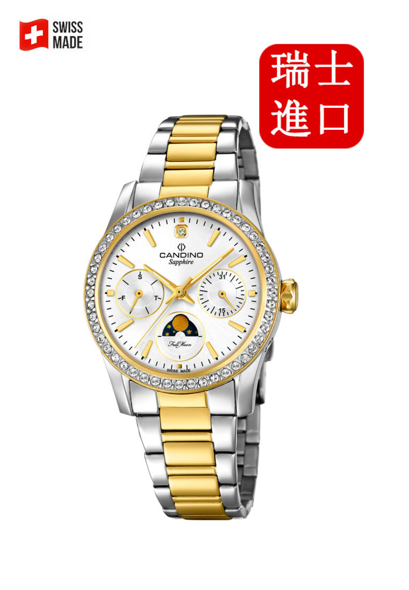 Candino Female  Quartz Watch C4687_1