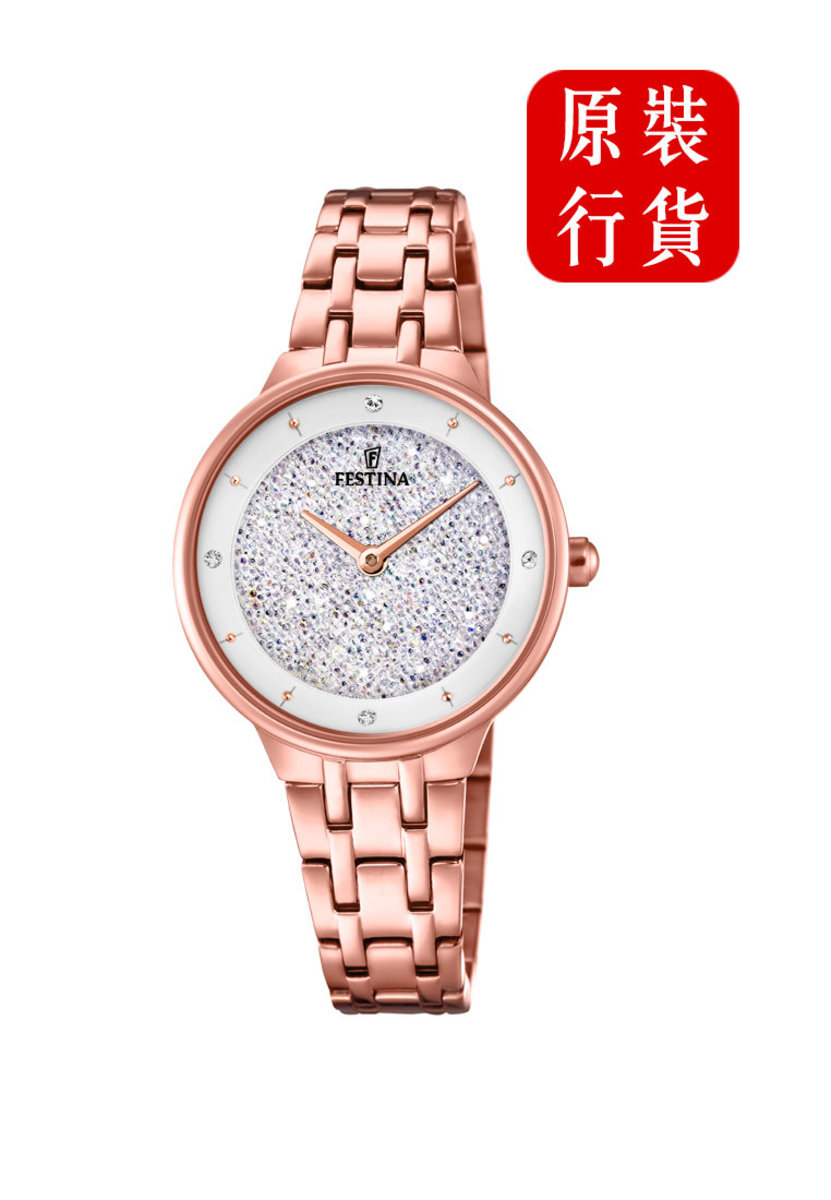 Festina Swarovski Crystal Female  Watch  F20384/1