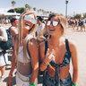Westbrook // 粉紅色鏡片太陽眼鏡