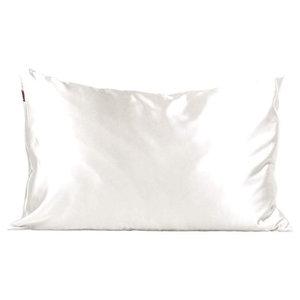 Kitsch 美國Kitsch舒適睡眠枕頭袋/枕頭套・象牙白色