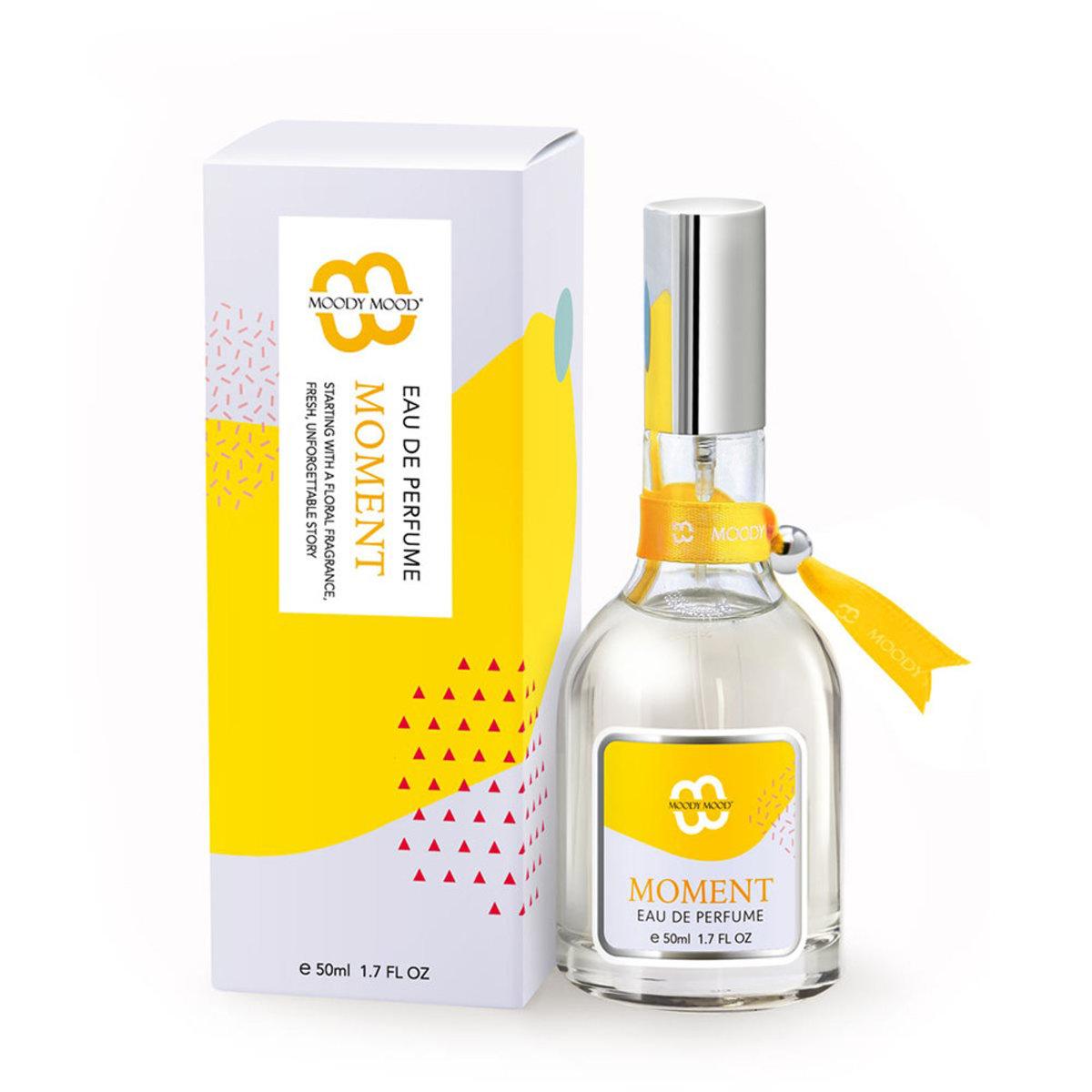 Moment - 韓國費洛蒙香水50ml (蘋果蜜桃味)