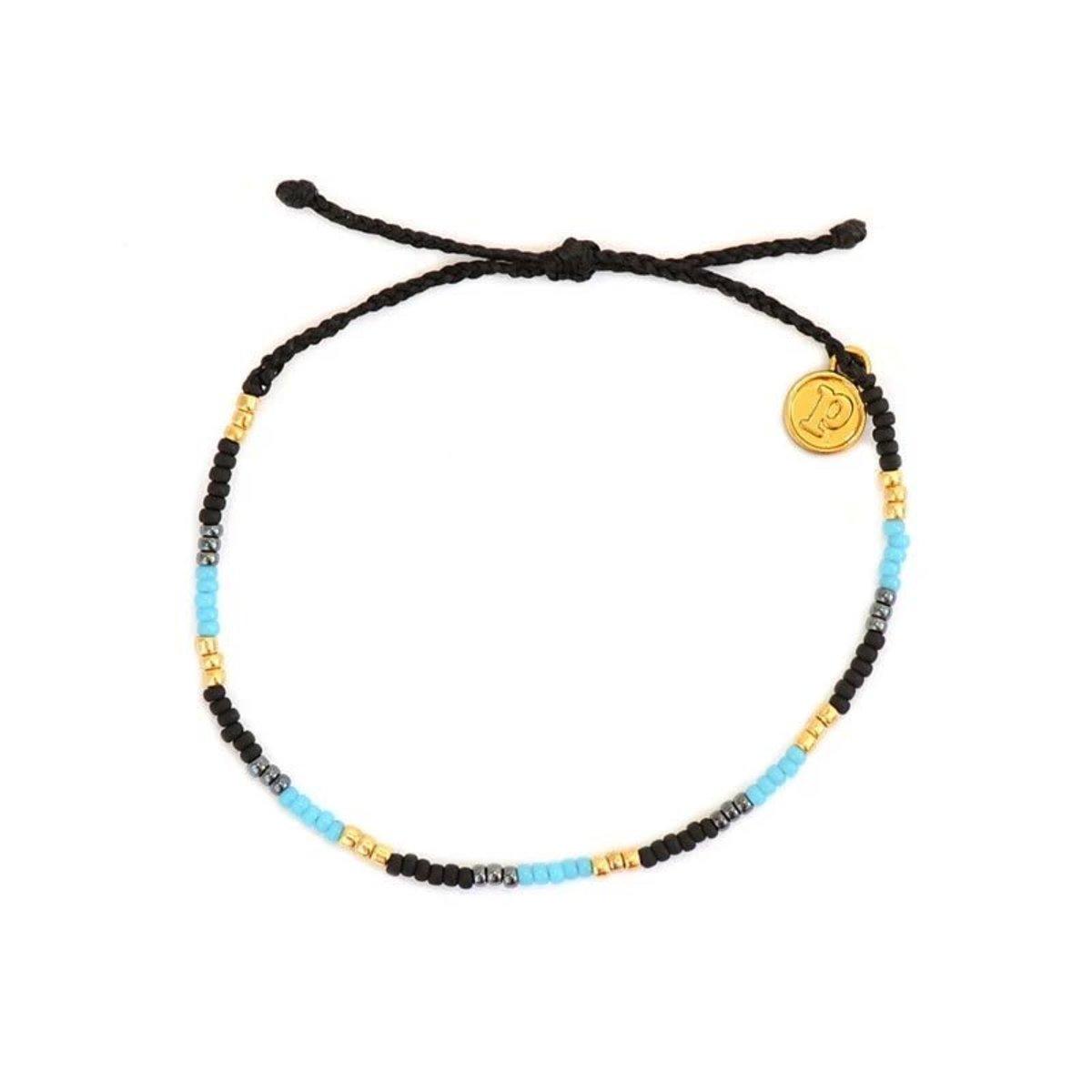 Stella Seed Bead Bracelet