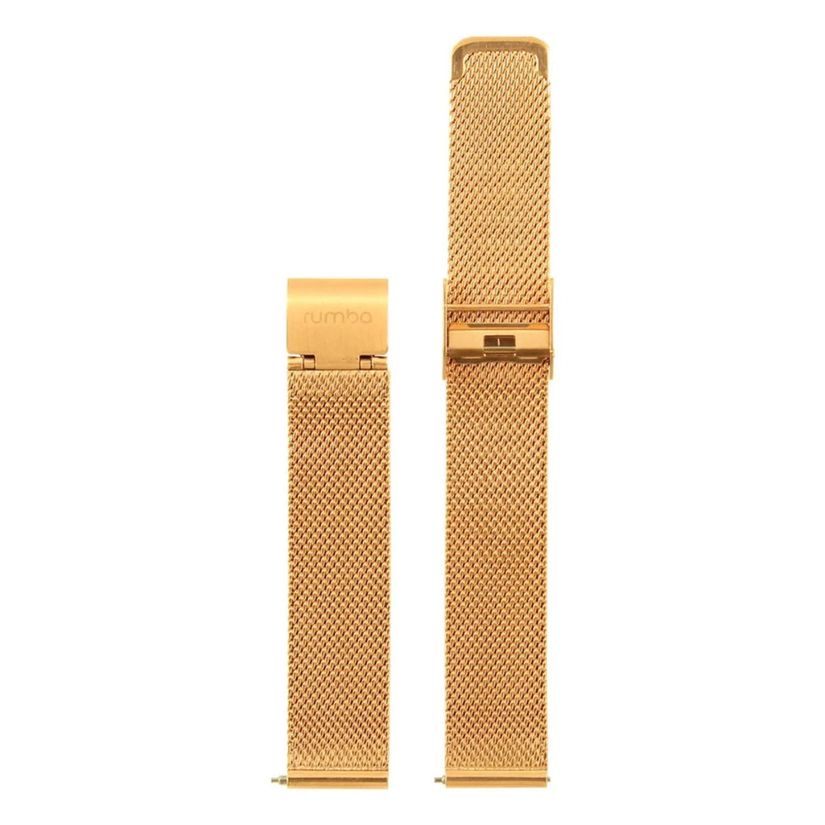 Lafayette Watch Strap (Rose Gold Mesh)
