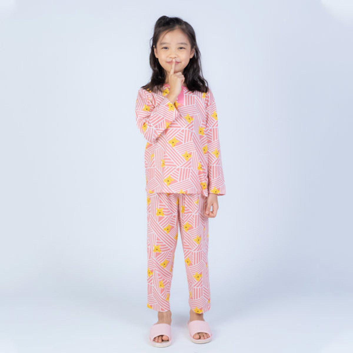 Pooh Girls Pyjamas