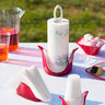 Paper Towel Holder - RED (Made in Italy)