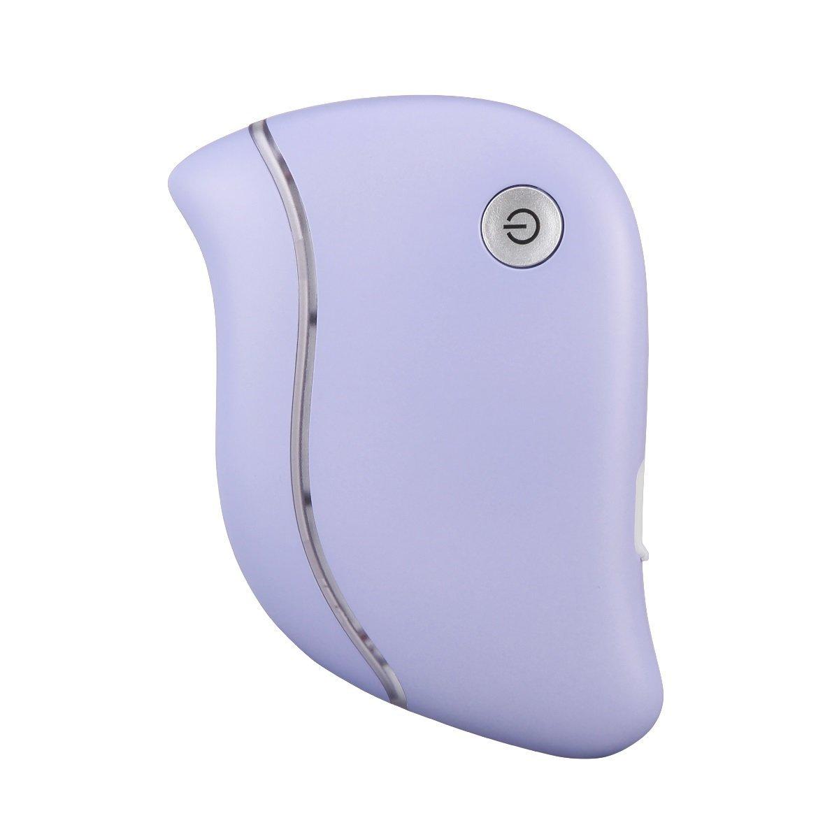 纖面排毒美顏儀 EP-406 粉紫色