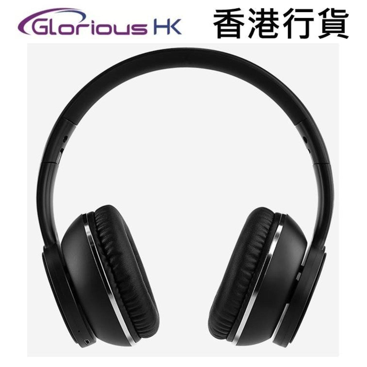 Wireless Foldable Headphone IX600 Black