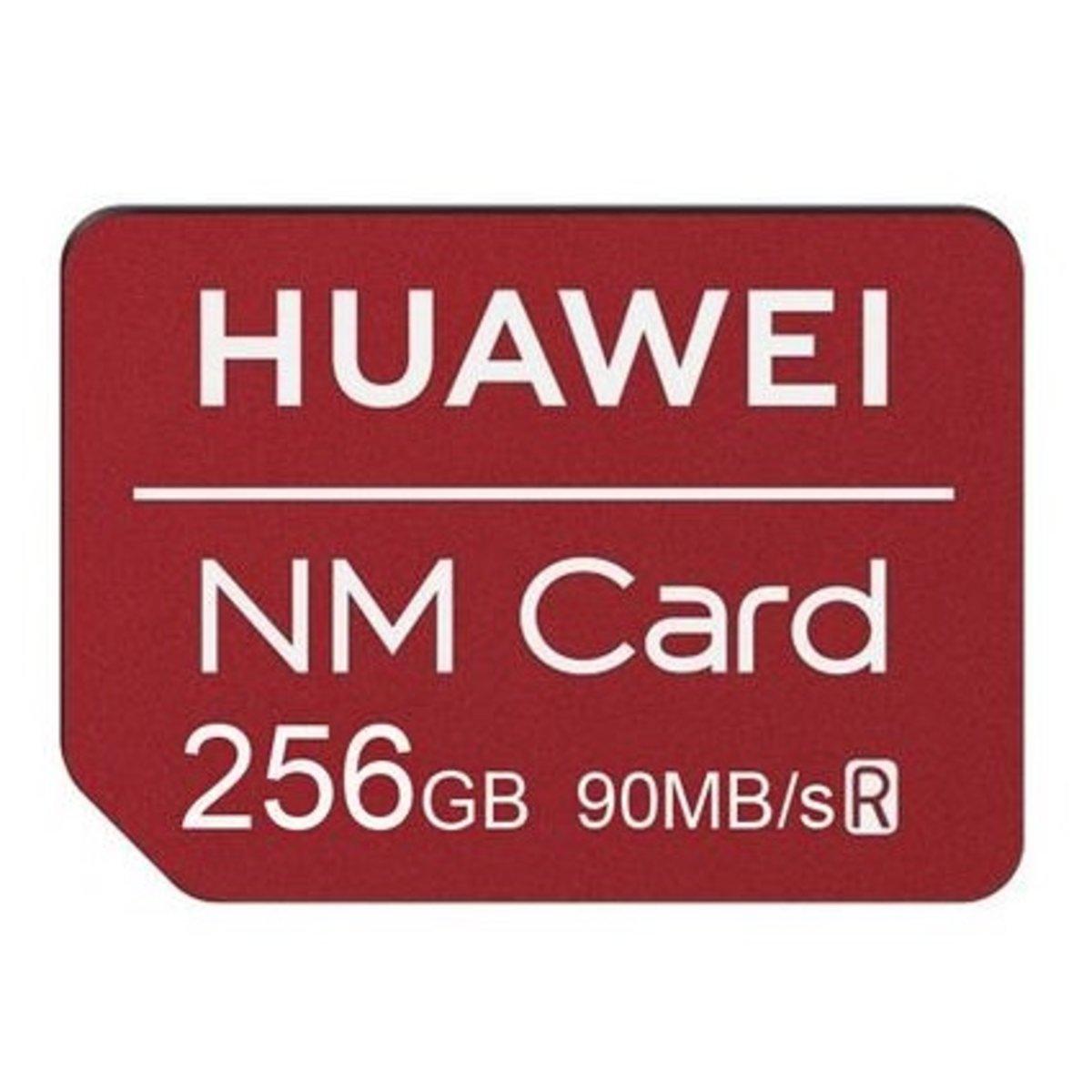 256GB NM (Nano Memory) Card Parallel import