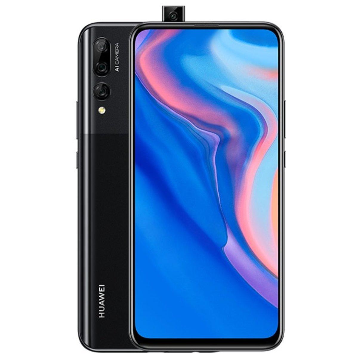 Y9 Prime 2019 4GB+128GB Black