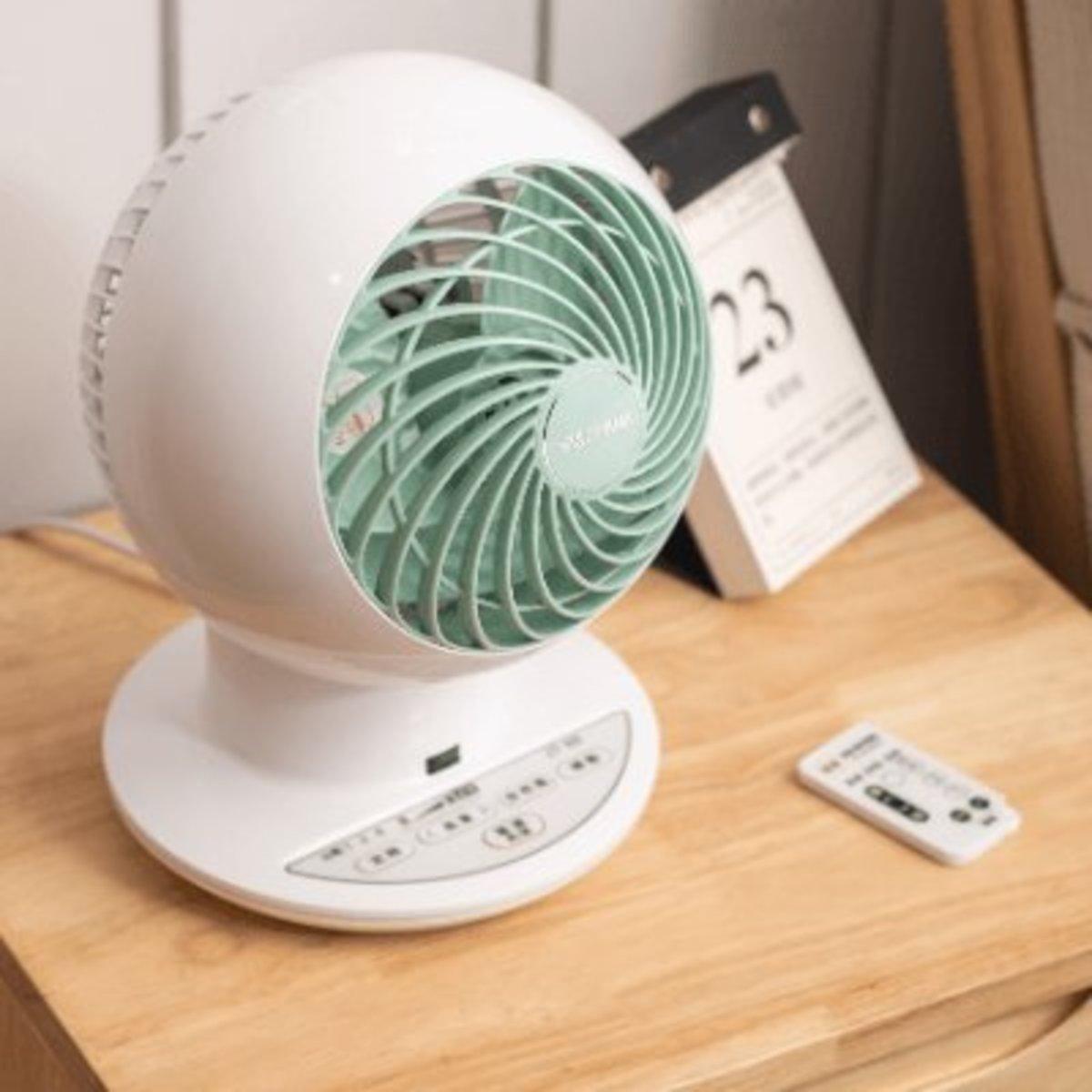 PCF-SC15T 超強全方位靜音循環風扇 綠色 香港行貨
