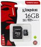 16GB Class 10 MicroSDHC Card