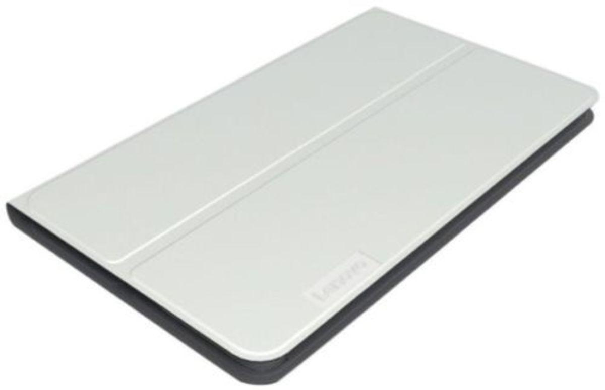 Tab 4 8 Plus Folio Case and Flim Grey