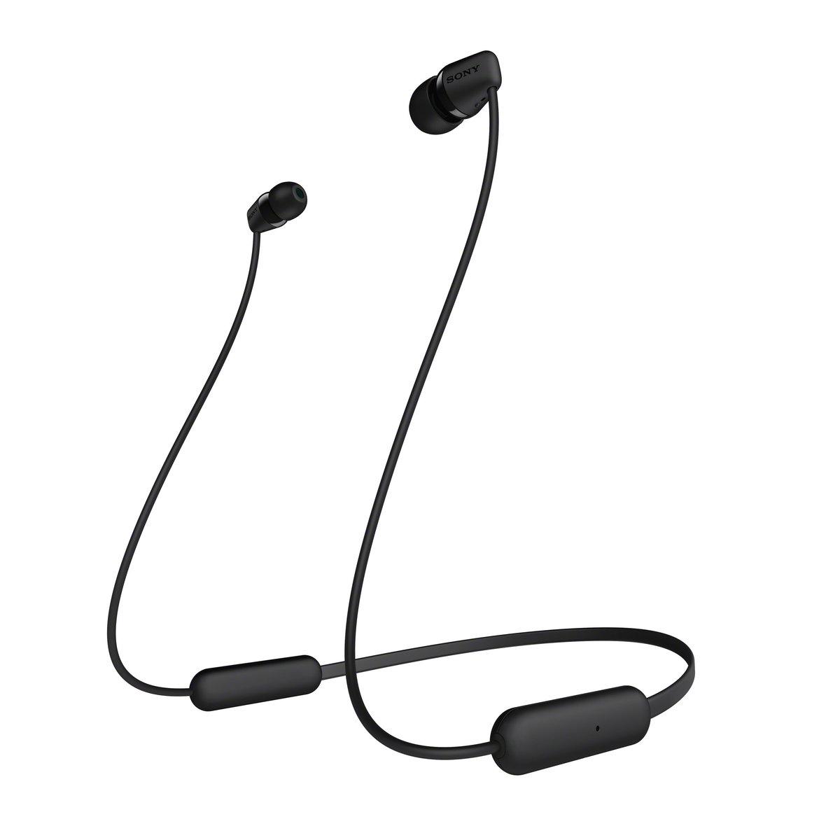 Wireless In-ear Headphone WI-C200 Black