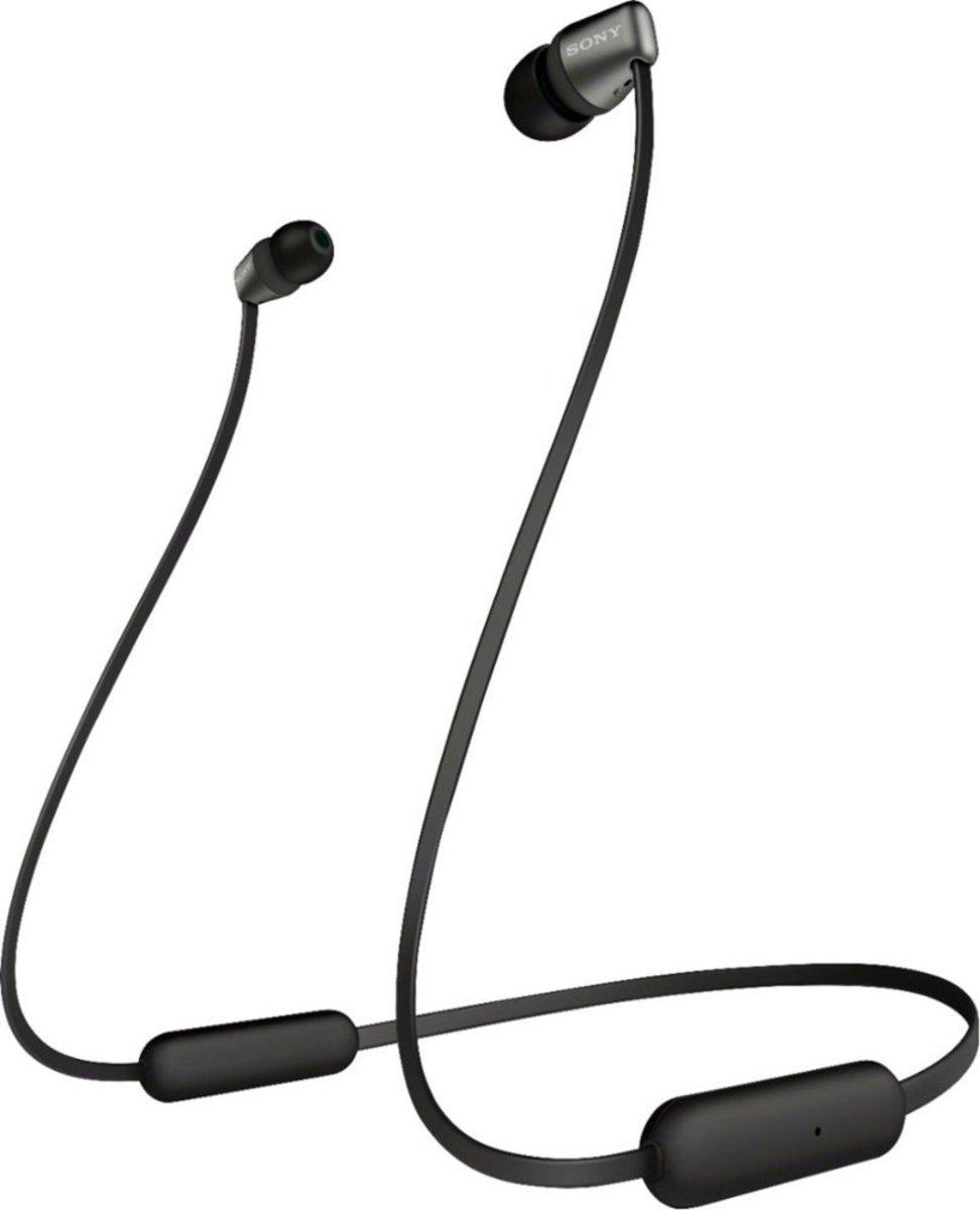 無線入耳式耳機 WI-C310 黑色 香港行貨