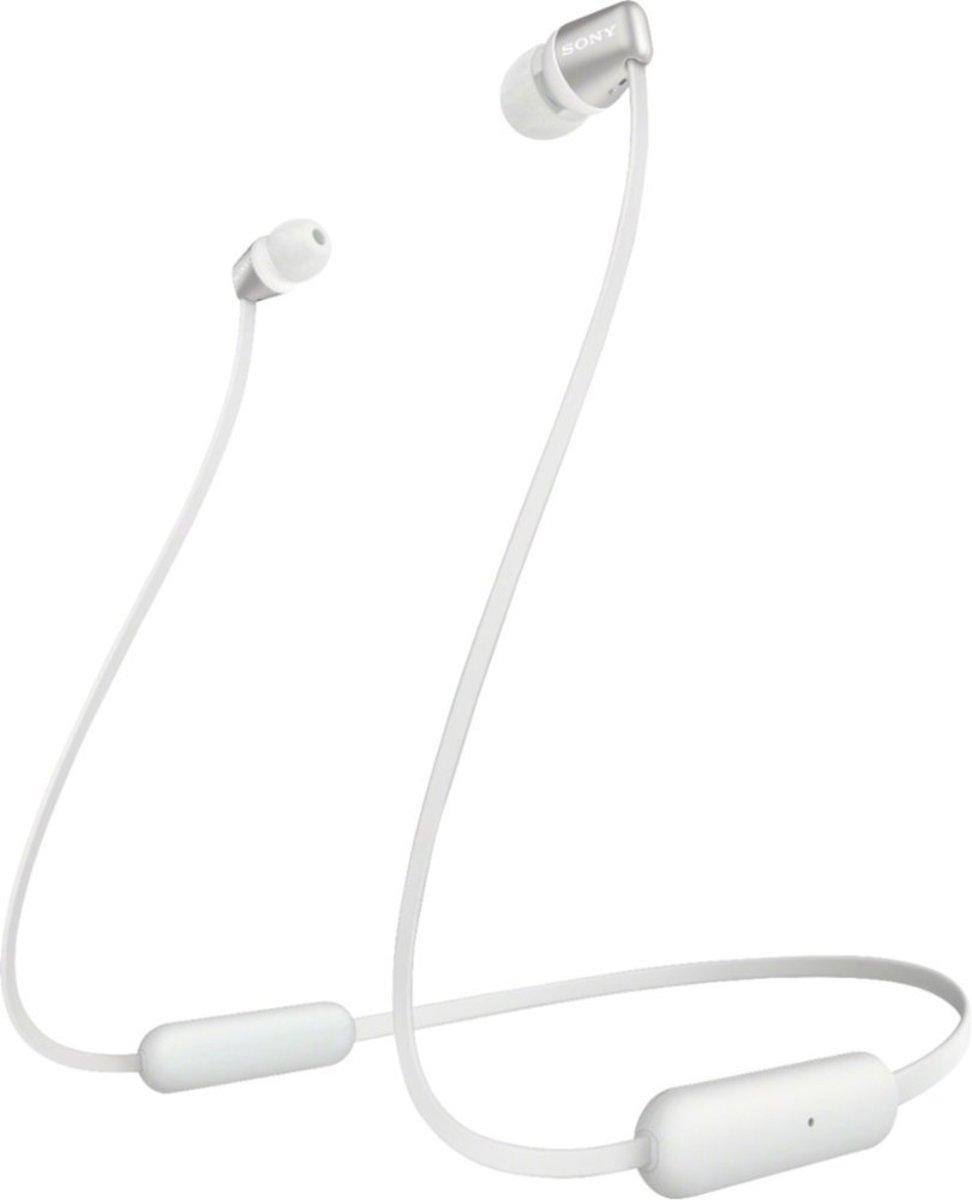 Wireless In-ear Headphone WI-C310 White