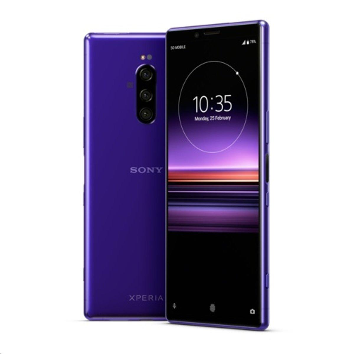 Xperia 1 6GB+128GB Purple