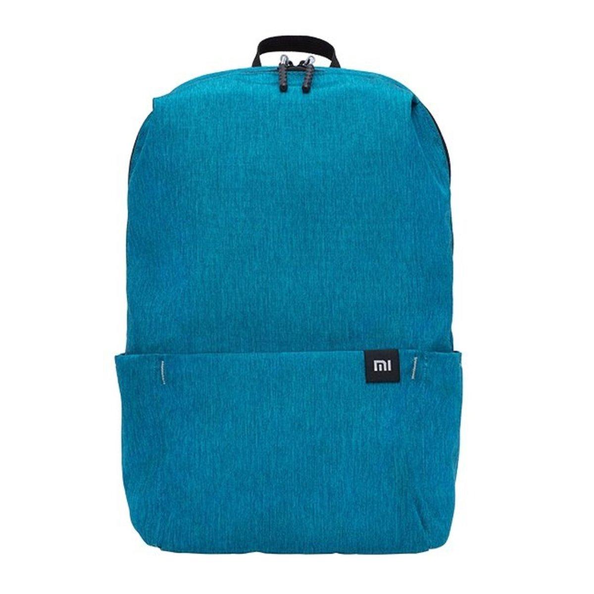 Water Resistant 10L Backpack Light Blue