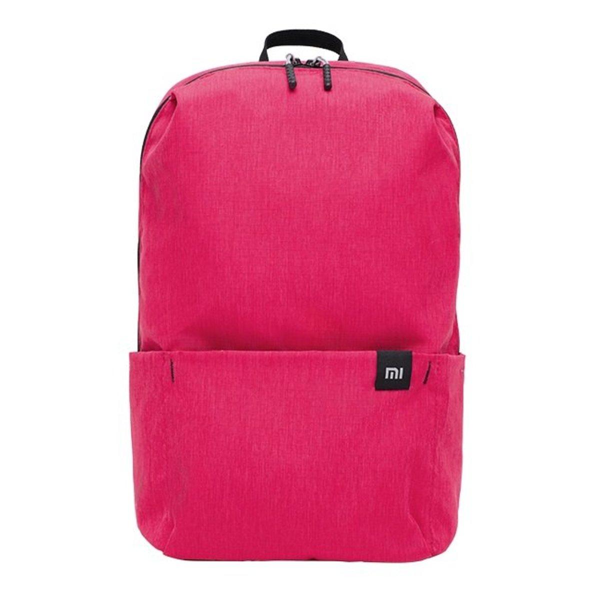 Water Resistant 10L Backpack Vivid Pink