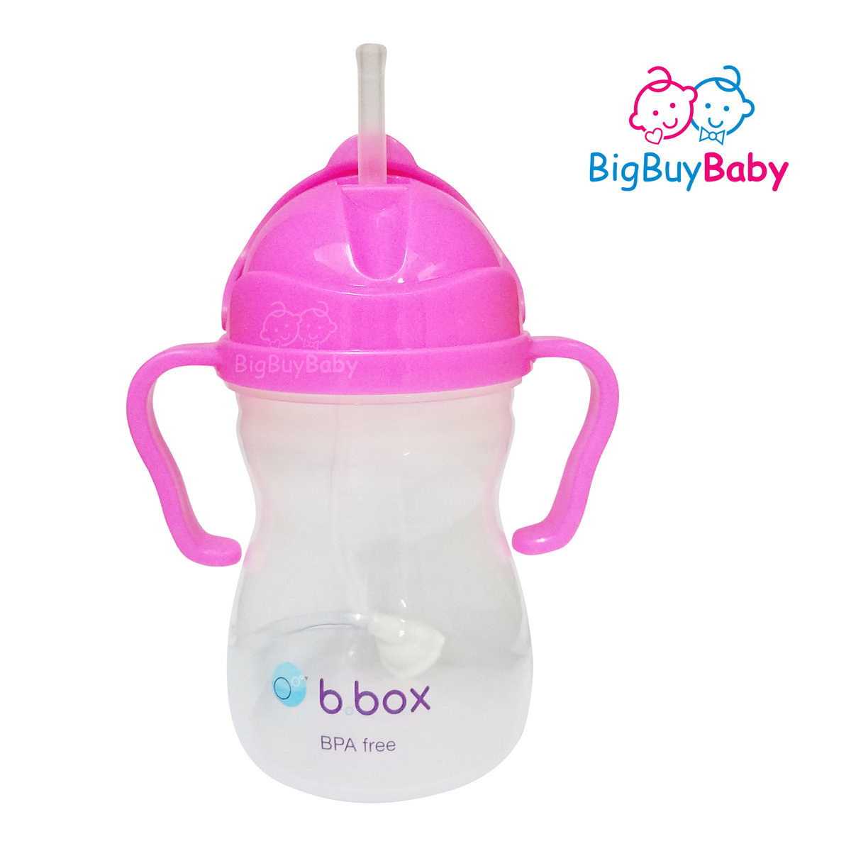 Sippy Cup 6M+ (Pink)