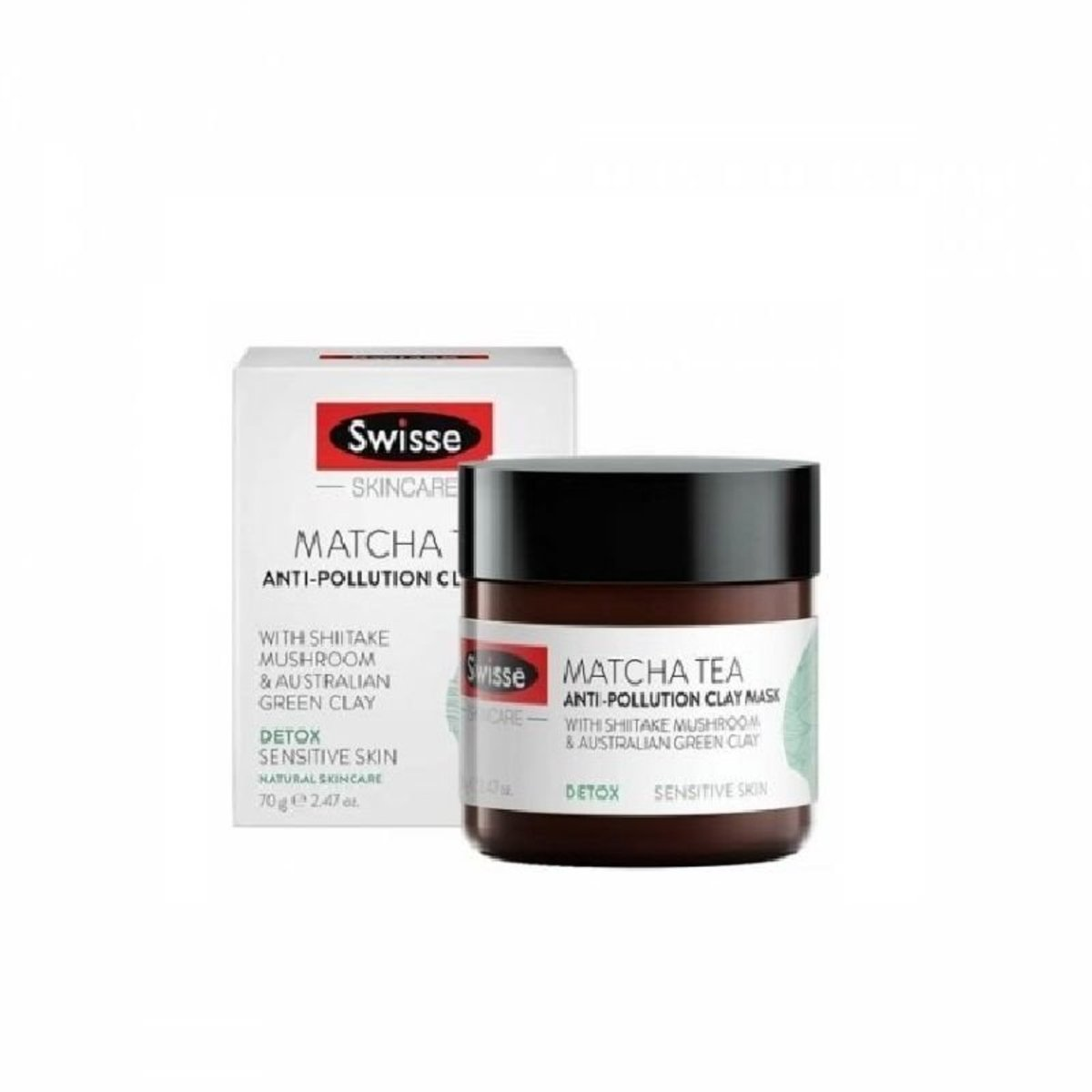 Matcha Tea Anti-Pollution Clay Mask(Parallel import)