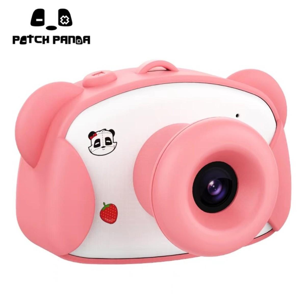 KC02 兒童相機 1920X1080 800萬像素 | 粉红色 | 香港行貨1年保修