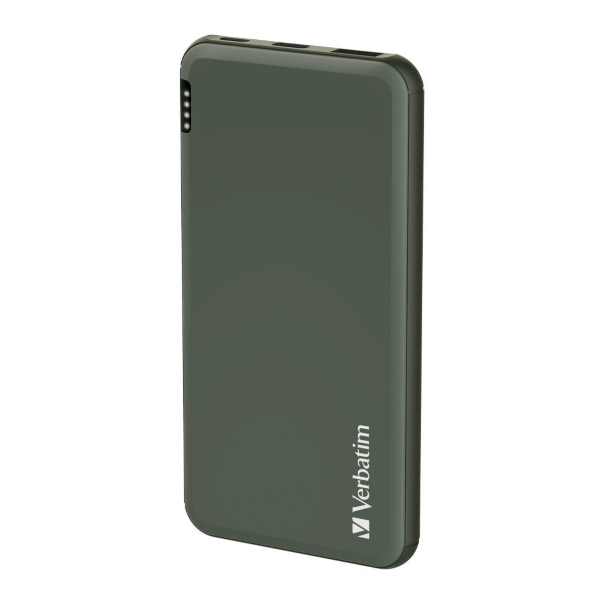 Metallic QC 3.0 & PD 18W 10000mAh Power Pack GREEN #66440 (HK Authorised Product)