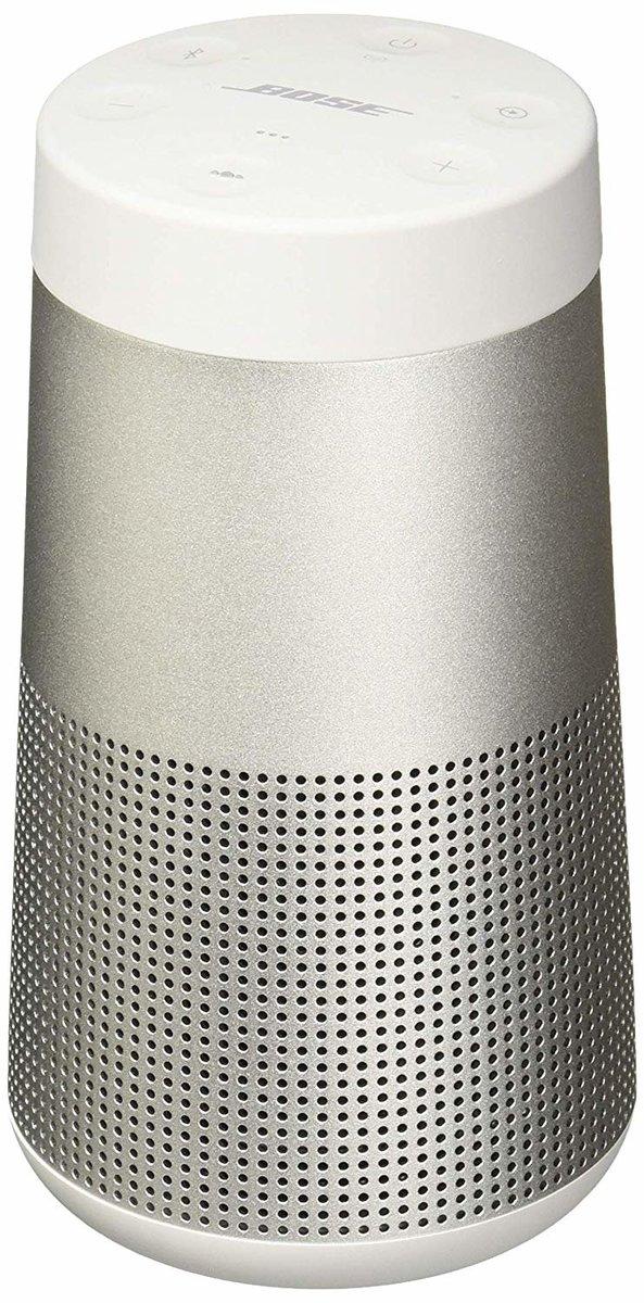 SoundLink Revolve 藍牙防水IPX4喇叭 - 灰色 (平行進口)