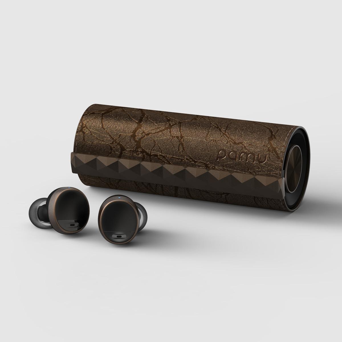 Scroll Rock n Roll 卷軸真無線藍牙5.0自動配對防水 入耳式耳機 【香港行貨】