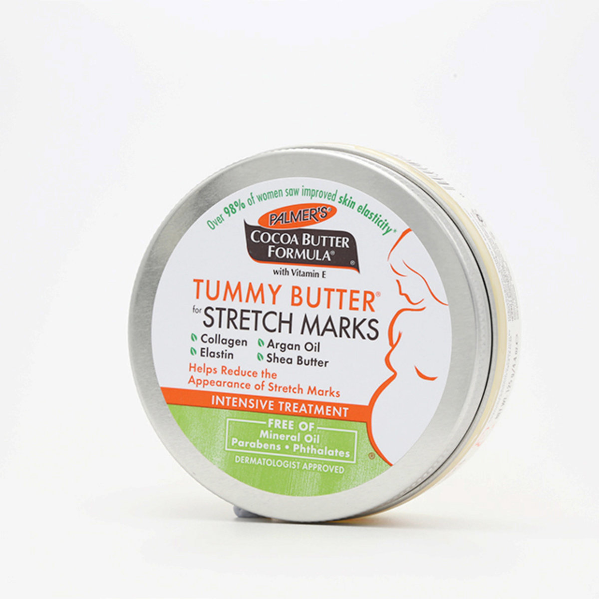 Cocoa Butter Formula Tummy Butter for Stretch Marks 125g-[Parallel Import Product]