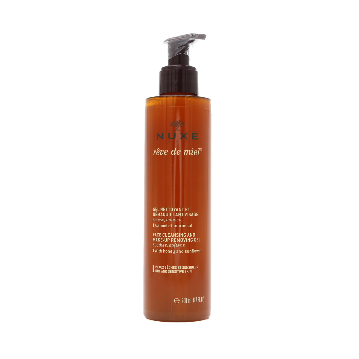 RDM Face Cleansing and Make-up Removing Gel 200ml (3264680004070)- [Parallel Import Product]