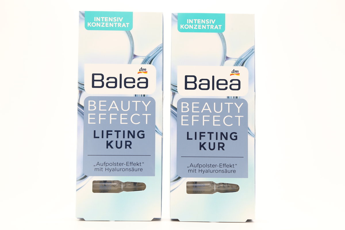 2018 Version 2 PCS Ampullen Beauty Effect Lifting Kur 7ml -[Parallel Import Product]