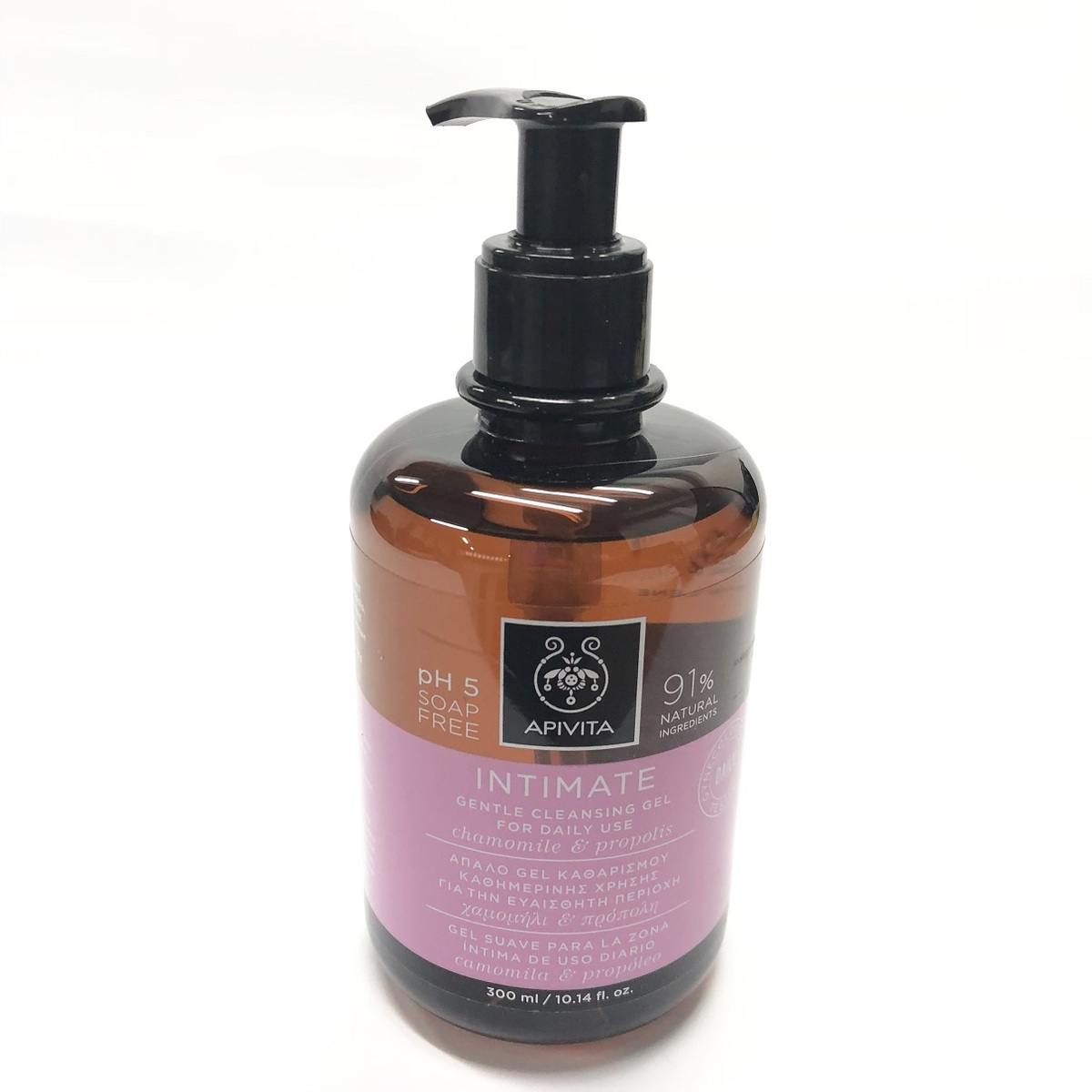 Intimate Gentle Cleansing Gel for Daily 300ml-[Parallel Import Product]