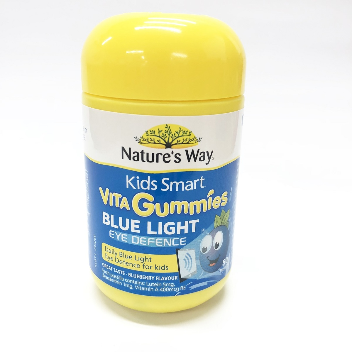 Blue Light Eye Defence 50 Tablets-[Parallel Import Product]