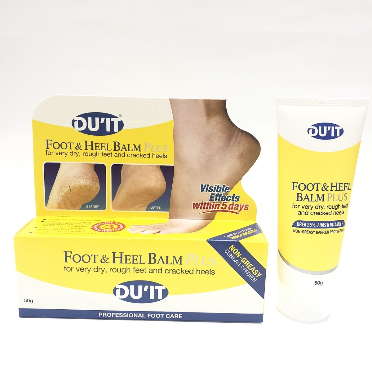 Foot & Heel Balm Plus - 50g-[Parallel Import Product]