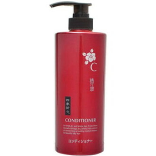 SHIKI ORIORI 熊野油脂椿油護髮素600ML