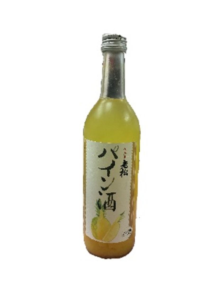 老松波羅酒 720ml