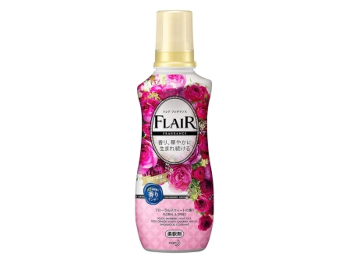 SOFTENER FLORAL&SWEET 570ML