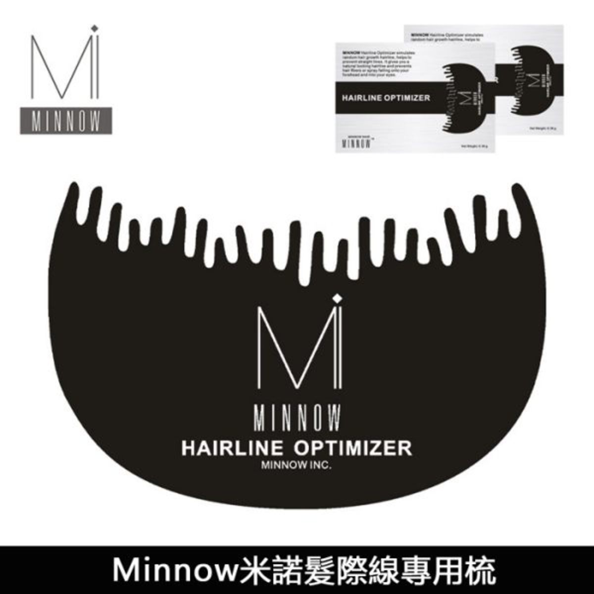Minnow hair extension fiber comb_C2