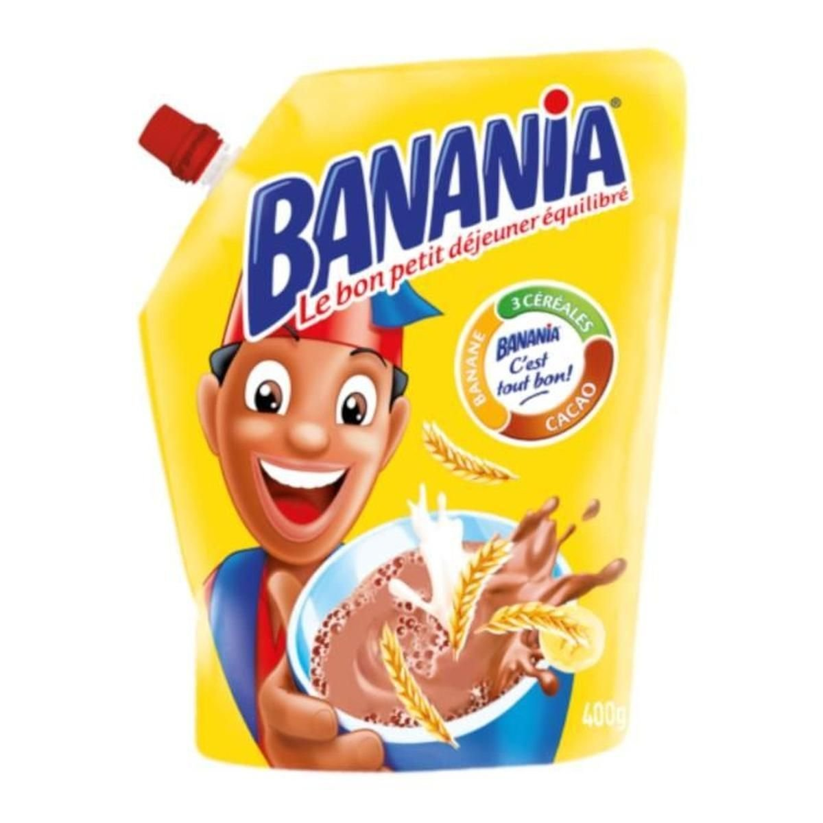 法國直送 - BANANIA - 朱古力飲品沖粉  - 1kg