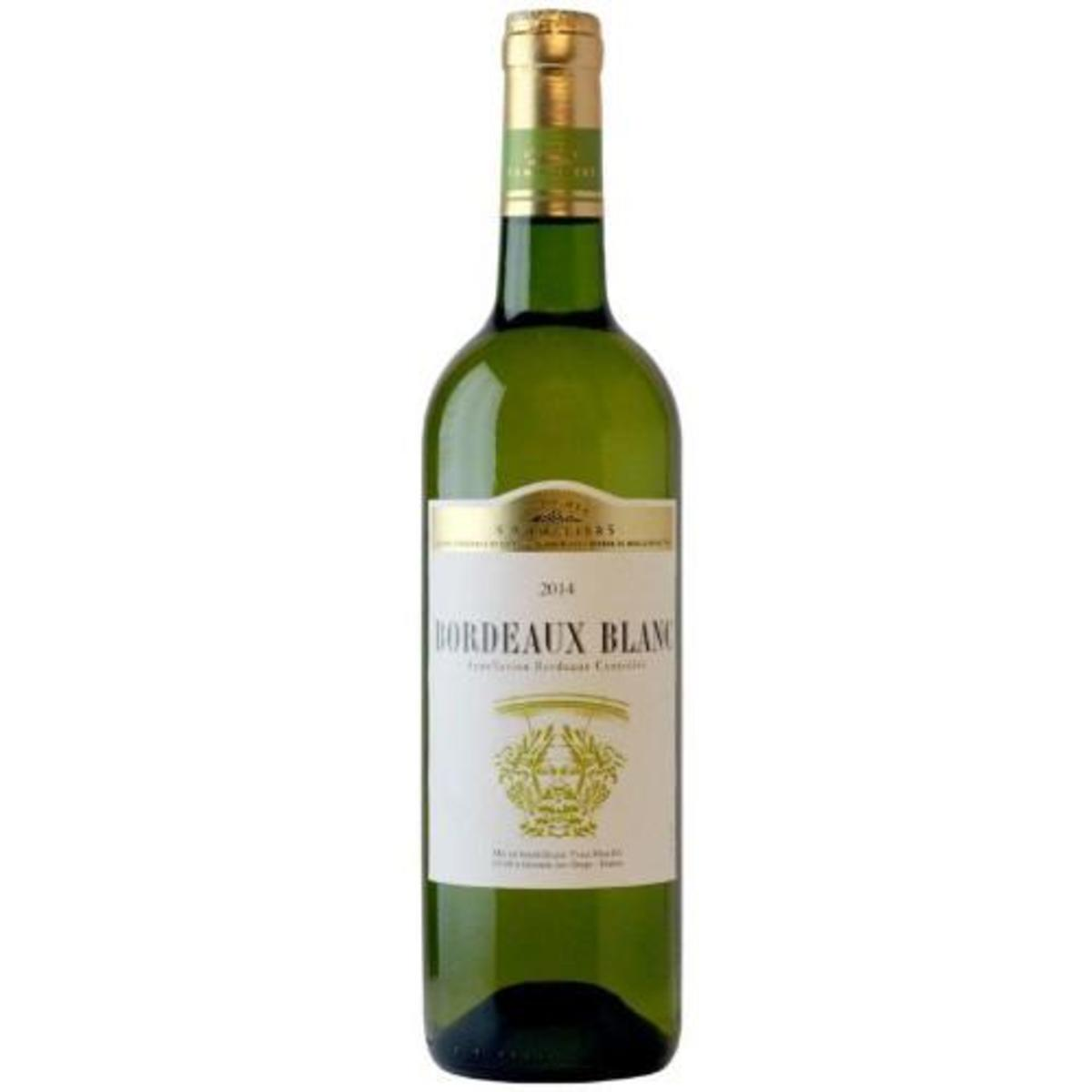 法國直送 - Bordeaux Dry White Wine (750ml)